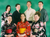 Evans Family - Japan