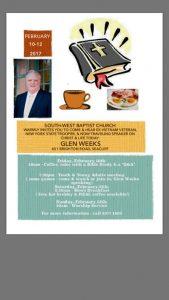 Glen Weeks