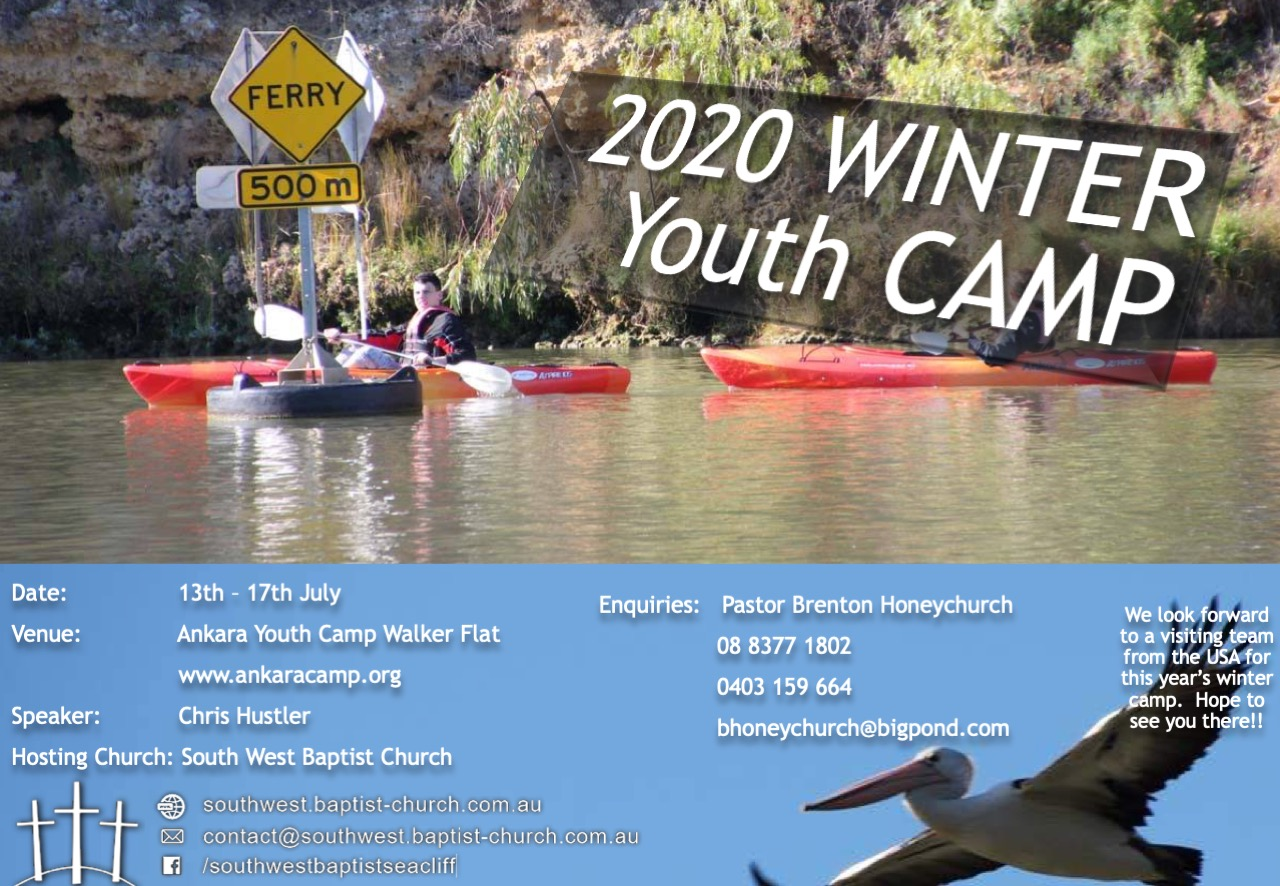 Winter Youth Camp 2020
