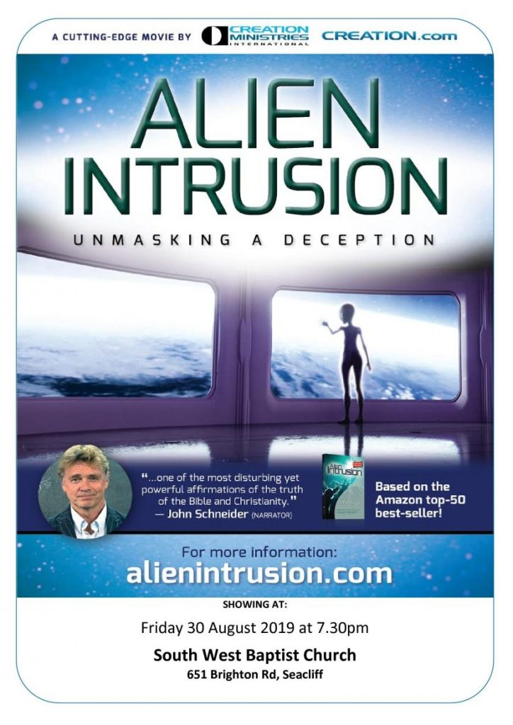 Alien Intrusion Documentary 2019